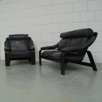 Seating group from the seventies by unknown designer for unknown producer