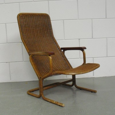 Lounge chair by Dirk van Sliedregt for Jonkers, 1950s