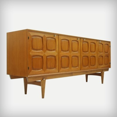 Sideboard from the sixties by Adolf Relling & Rolf Rastad for Gustav Bahus