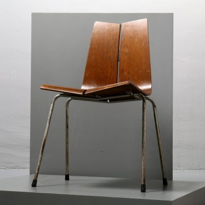 GA dining chair by Hans Bellmann for Horgen Glarus, 1950s