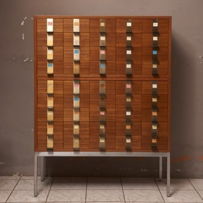 Chest of drawers from the fifties by Phillippe Neerman for De Coene