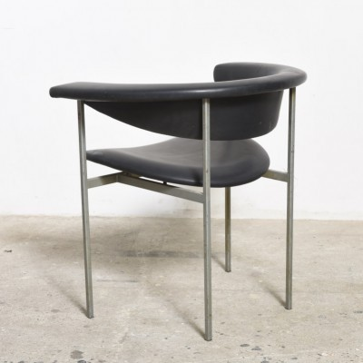 Beta lounge chair from the sixties by Rudolf Wolf for unknown producer