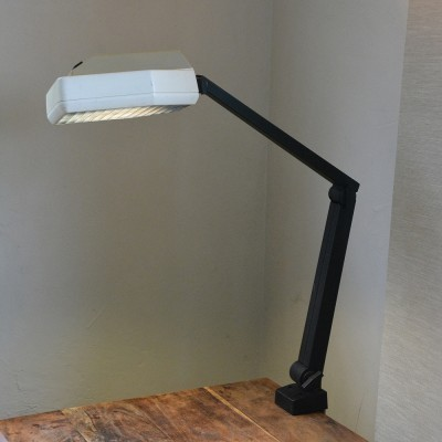 Wacolux 801 desk lamp from the seventies by unknown designer for Waldmann