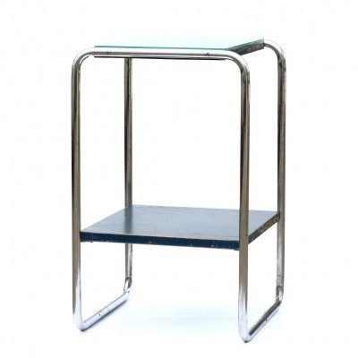 R5 side table from the forties by Robert Slezák for Slezak