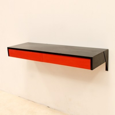 DD 02 wall unit from the fifties by Martin Visser for Spectrum