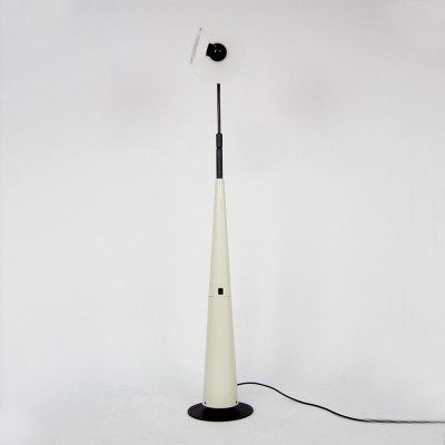 Club 1195 floor lamp from the eighties by Pier Giuseppe Ramella for Arteluce