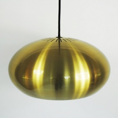 Medio hanging lamp from the sixties by Jo Hammerborg for Fog & Mørup