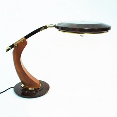 President desk lamp by Fase, 1960s