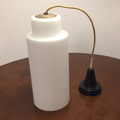 Hanging lamp from the fifties by unknown designer for Stilnovo