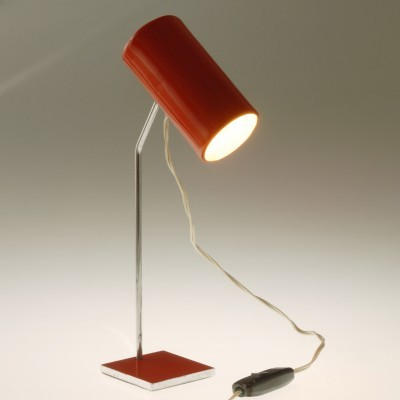 Desk lamp from the sixties by Josef Hůrka for Lidokov