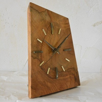 Clock from the fifties by unknown designer for unknown producer