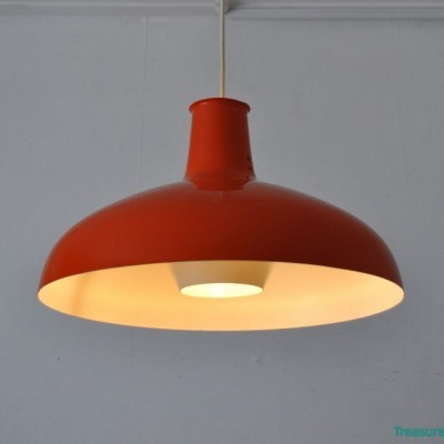 Hanging lamp from the sixties by unknown designer for Falkenbergs Belysning Sweden