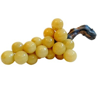 Decorative Item - Alabaster Grapes from the fifties by unknown designer for unknown producer