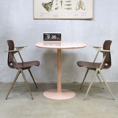 4 dining tables from the seventies by unknown designer for unknown producer