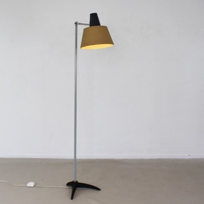 Floor lamp from the fifties by unknown designer for Philips
