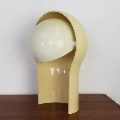 Telegono desk lamp from the sixties by Vico Magistretti for Artemide