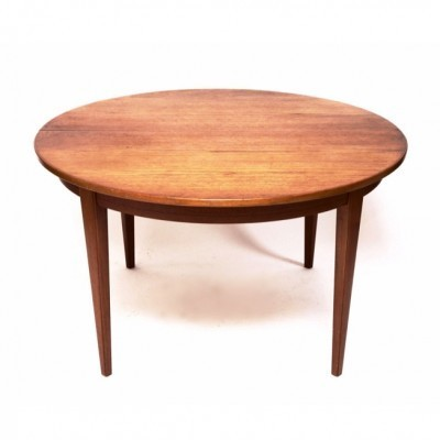 Dining table from the fifties by Gunni Omann for Omann Jun