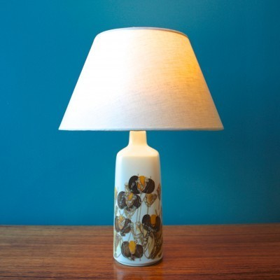 Desk lamp from the sixties by Ellen Malmer for Royal Copenhagen