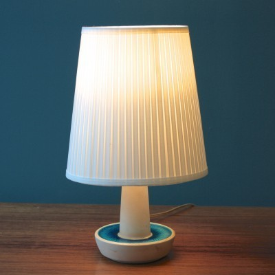 Desk lamp from the sixties by Einar Johansen for Soholm