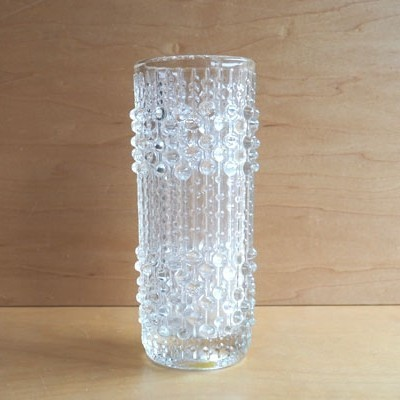 5 x Candlewax vase by Frantisek Peceny for Hermanova Hut, 1970s