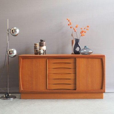 Sideboard from the sixties by unknown designer for Dyrlund