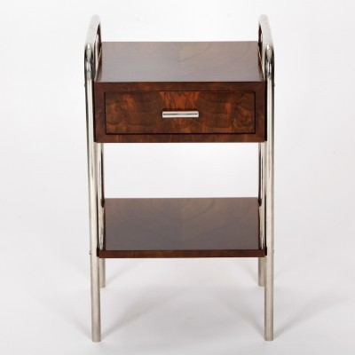Side table from the thirties by unknown designer for Slezak