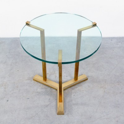 T37 side table by Peter Ghyczy for Ghyczy, 1980s