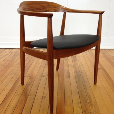 Arm chair from the seventies by Illum Wikkelsø for N. Eilersen