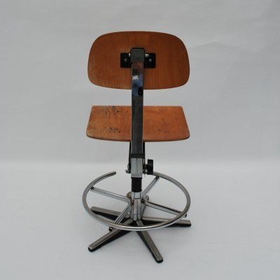 Office chair from the sixties by unknown designer for Marko Holland