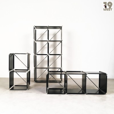 Wall unit from the nineties by unknown designer for unknown producer