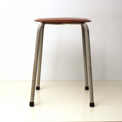 Stool from the sixties by unknown designer for Marko Holland