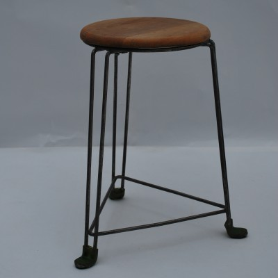 Stool from the fifties by Jan van der Togt for Tomado