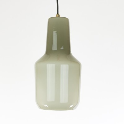 NO. 011.2 hanging lamp by Massimo Vignelli for Venini, 1950s