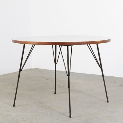 Dining Table by Rudolf Wolf for Elsrijk