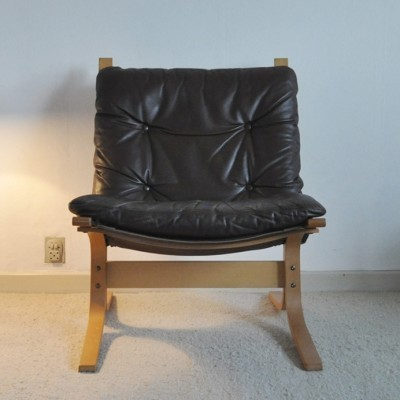 Siesta lounge chair from the sixties by Ingmar Relling for Westnofa