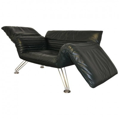 DS 142 sofa from the eighties by Winfried Totzek for De Sede