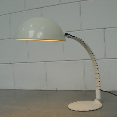 Flex Calotta desk lamp from the sixties by Elio Martinelli for Martinelli Luce