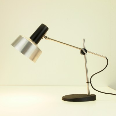 Desk lamp by J. Hoogervorst for Anvia Almelo, 1950s