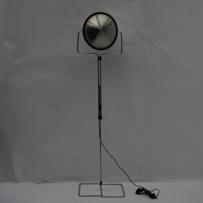D2017 floor lamp from the sixties by Evert Jelle Jelles for Raak Amsterdam