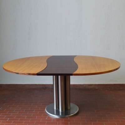 Esse dining table from the sixties by Jonathan De Pas & Donato D Urbino for Acerbis