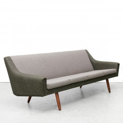 Sofa from the fifties by Illum Wikkelsø for unknown producer