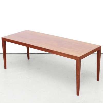 Coffee table by Severin Hansen for Haslev, 1950s