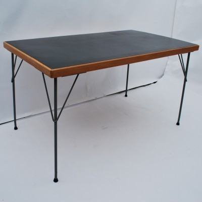 Model 531 dining table by Wim Rietveld & André Cordemeyer for Gispen, 1950s