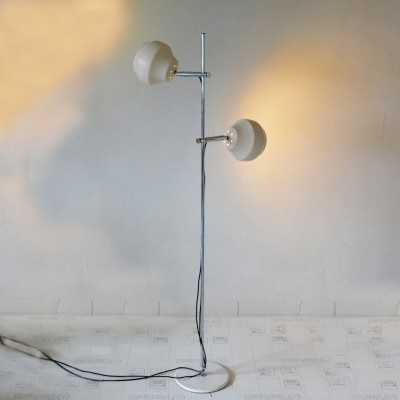Floor lamp from the sixties by unknown designer for Koch & Lowy OMI