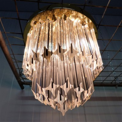 Ceiling lamp from the sixties by unknown designer for Venini