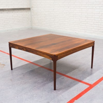 Coffee table by Ole Wanscher for AJ Iversen, 1950s