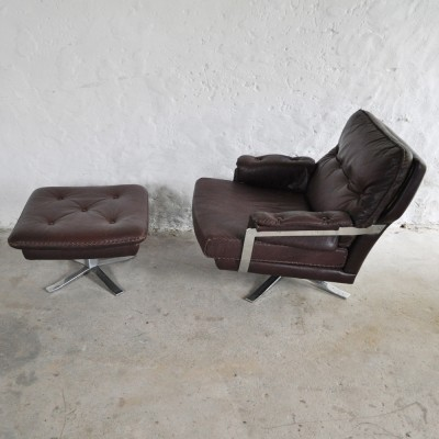 Lounge chair from the sixties by Arne Norell for Vatne Møbler
