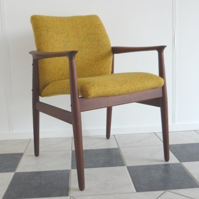Arm chair from the fifties by Grete Jalk for Glostrup Møbelfabrik