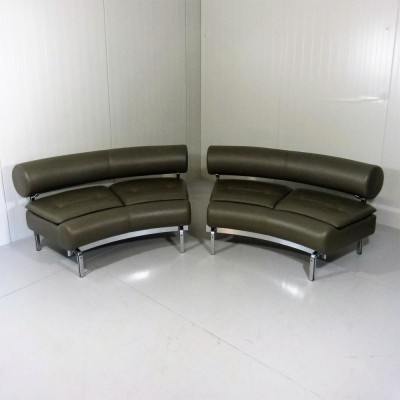 Set of 2 sofas from the sixties by Horst Brüning for Kill International