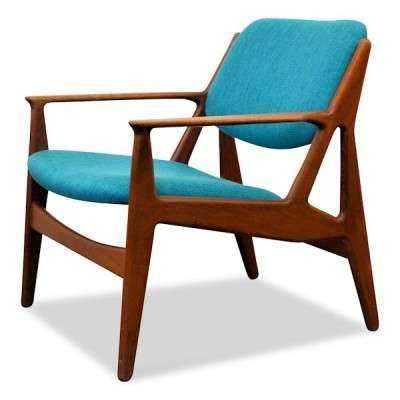 Lounge chair by Arne Vodder for Vamo Sønderborg, 1950s